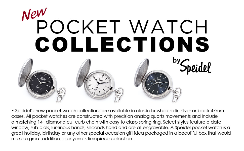 Speidel Pocket Watches