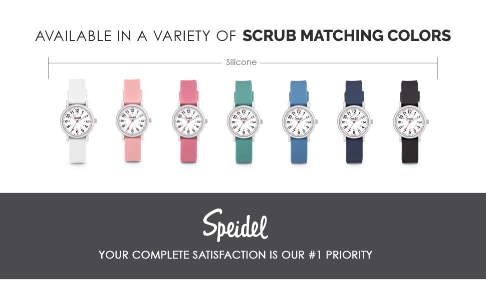 Speidel Scrub Petite Watch Collection
