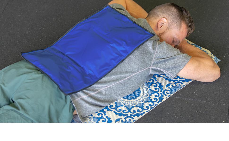 Amazon.com: Resters Choice - Paquete de gel de terapia fría ...