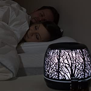 sleep better with a diffuser for essential oils