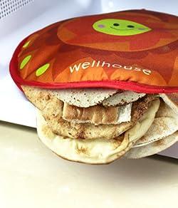 Amazon.com: wellhouse Paquete de 10 Tortilla Warmer 11 inch ...