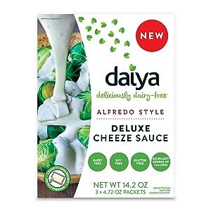 Daiya Alfredo Sauce