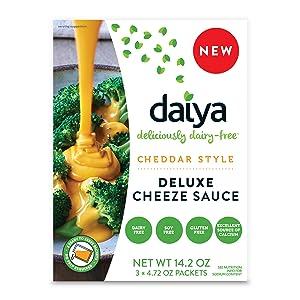 Daiya Cheddar Cheese Sauce