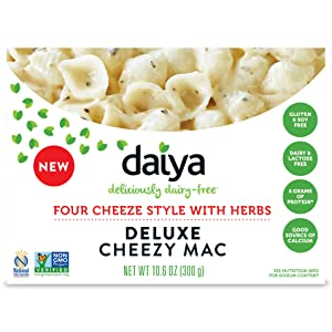 Daiya Four Cheeze Style with Herbs Mac & Cheese