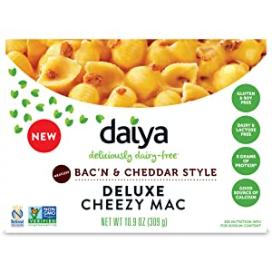 Daiya Bacon Cheddar Cheezy Mac