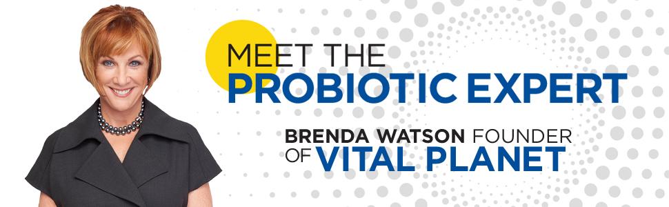 Brenda Watson Vital Planet