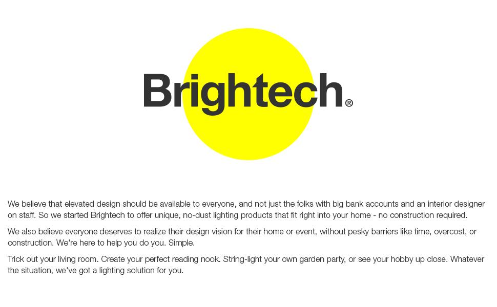Brightech Mode Led Usb Side Table Amp Desk Lamp Modern