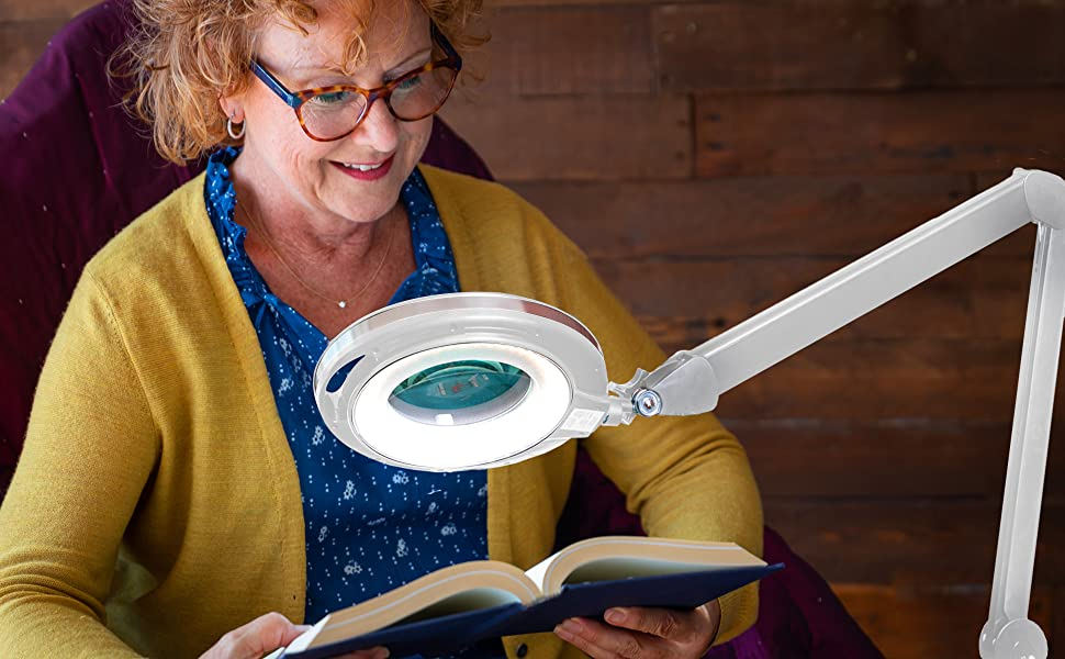 this light helps them enjoy hobbies by reducing eye strain and avoiding headaches