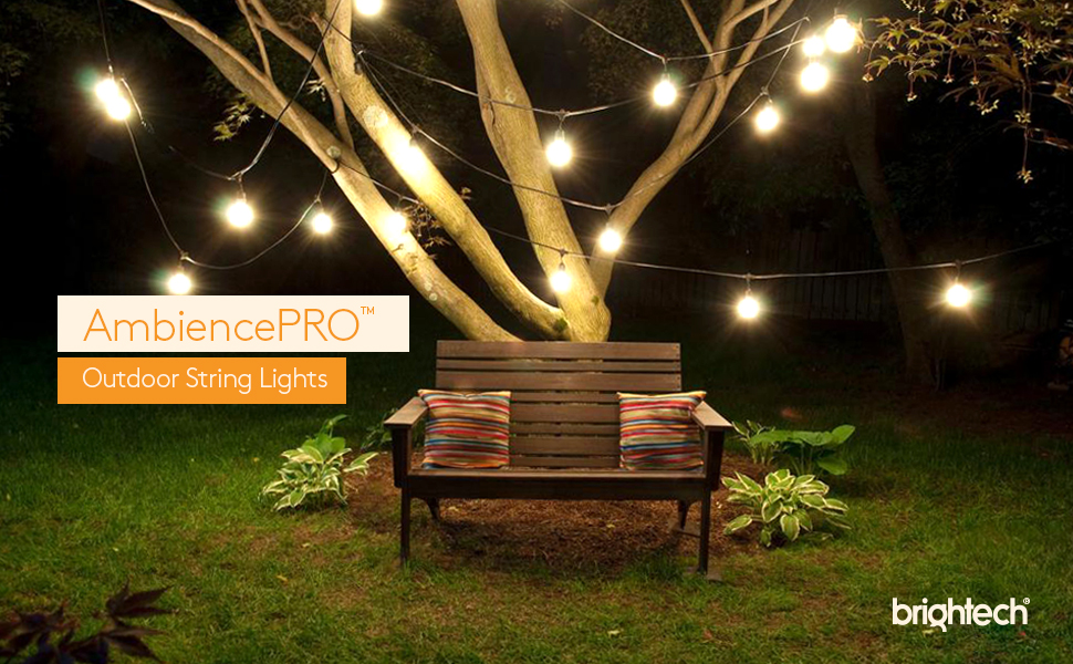 Professional Grade Landscape Lighting : Brightech ambience pro commercial grade