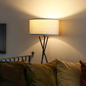 classic room lightweight prime ambience lamp vintage edison bulb included indoor outdoor lighting