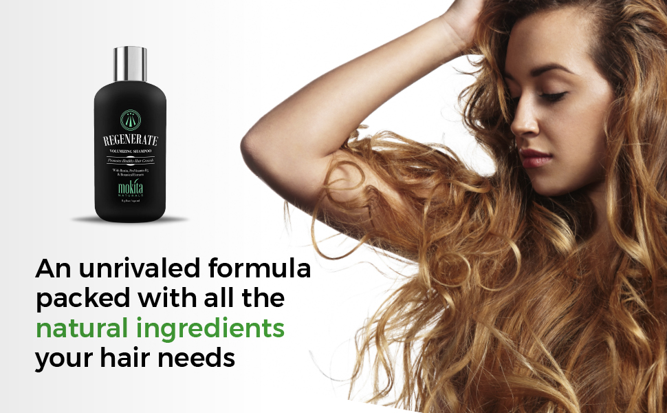 natural formula, natural ingredients
