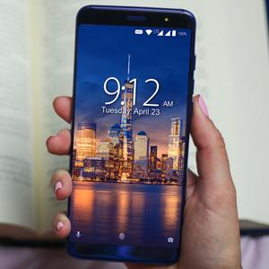 unlocked HD plus display android