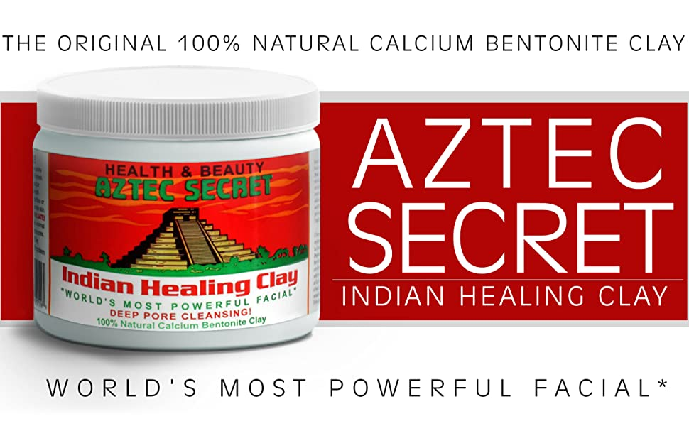 How Aztec Secret Indian Healing Clay Works