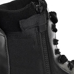 60fe5514635b6 YING LAN Men's Tactical Military Combat Boots Side Zipper Army ...