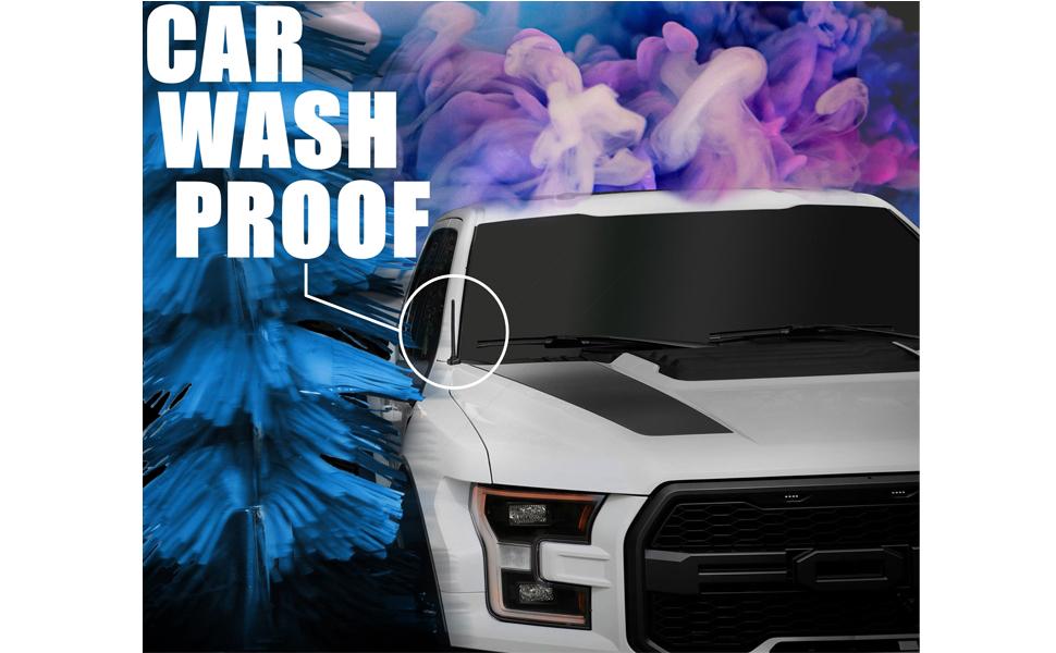 CHEVROLET SILVERADO CAR WASH PROOF ANTENNA