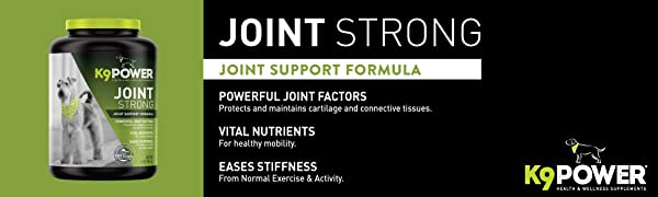 Joint Strong Supplement for Dogs