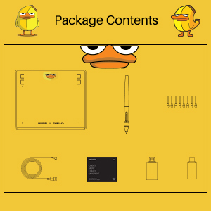 Paket içeriği