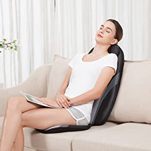 home use massagers for home sofa heating chair pads relaxation paid relieve