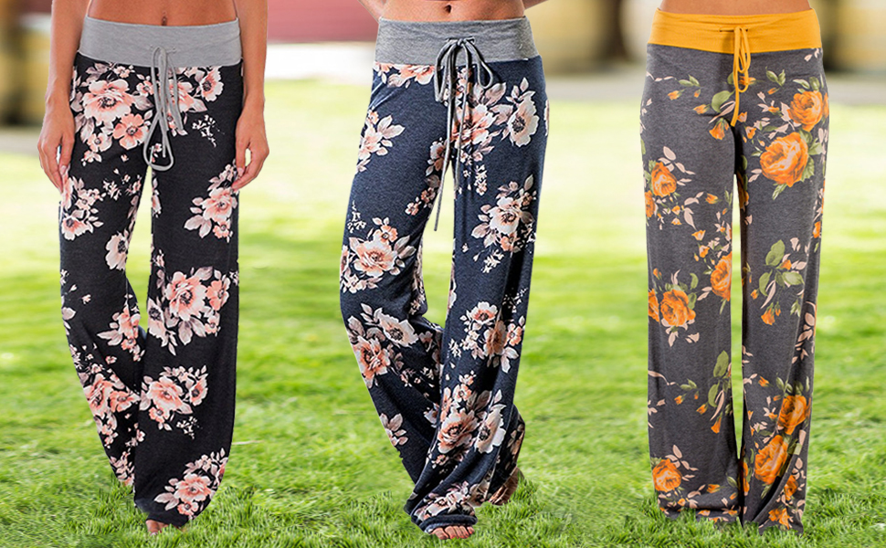 362b4517df Summer Pants, Casual wear, Home wear, Sleep wear, Going out, Yoga, Vacation  or Beach Wear, Evening or Daily wear---Different Use in Any Season.