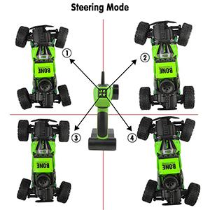 steering mode