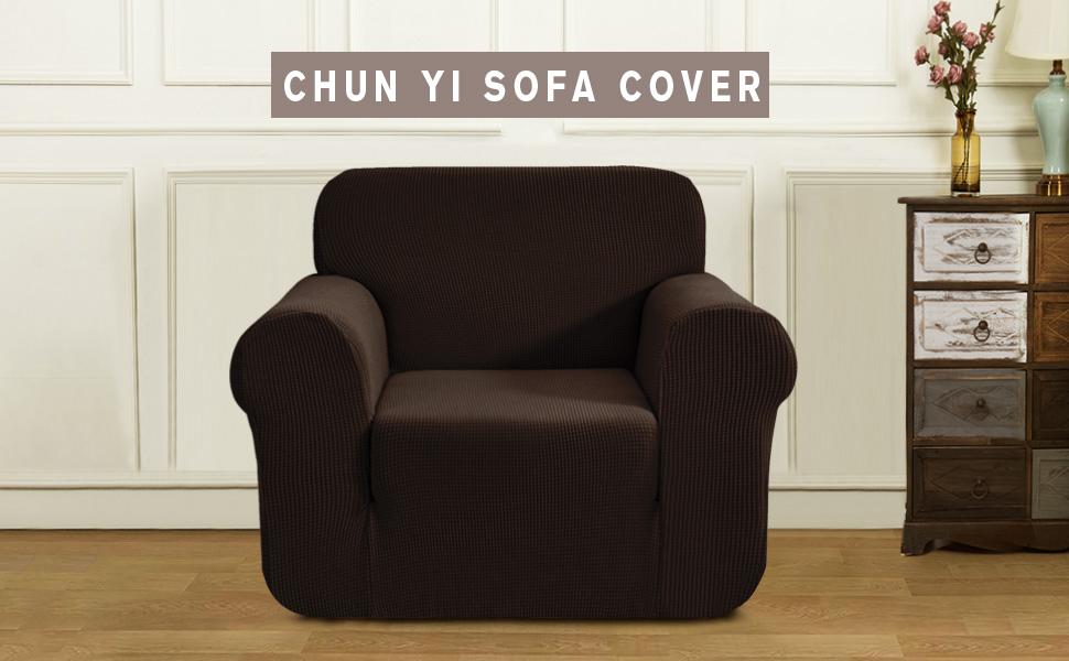 Amazon.com: Chunyi Fundas de sofá de tela de ...