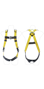 5-dring harness
