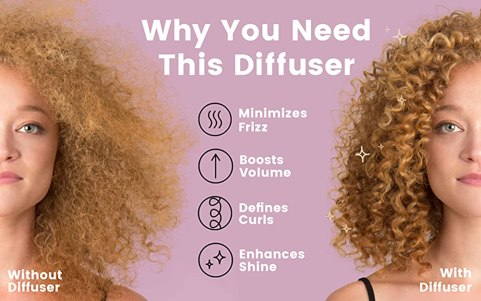 Curly Hair Diffuser Vs Air Dry Best Curly Hair 2017