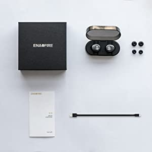 0c4f45f38af Single Mode - Each of the twins earbuds can be used for single channel mode,  ideal for driving or not wanting to miss the sound around you.