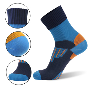 seanless windproof golf socks