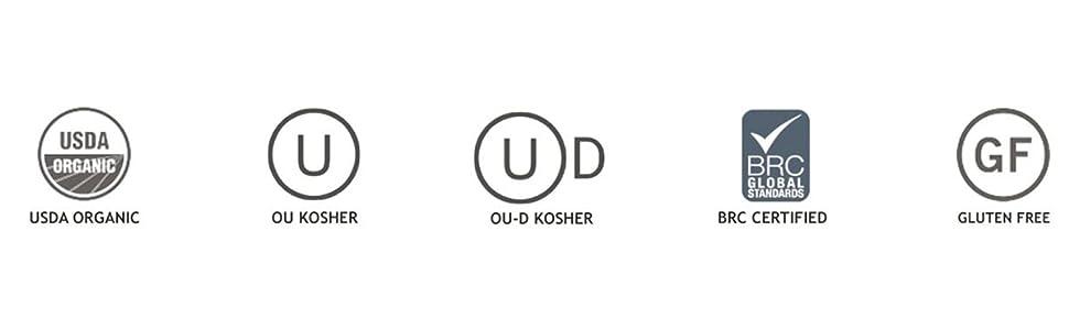 usda organic ou kosher ou-d brc certified gluten free robert rothschild