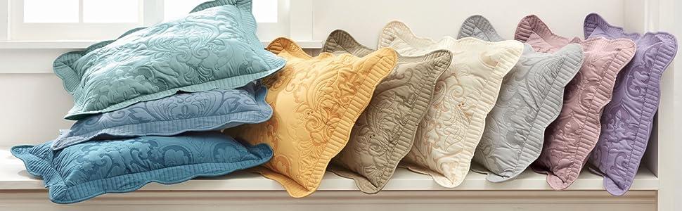 amelia collection pillows