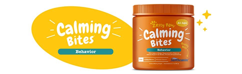 calming bites for dogs