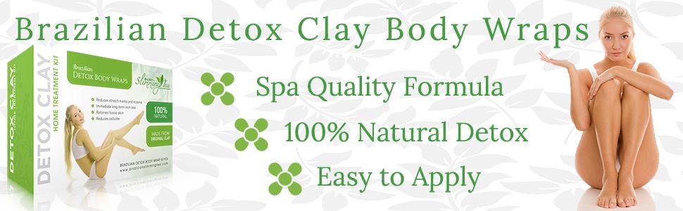 detox body wraps