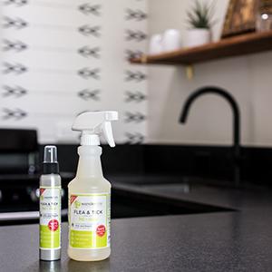 bug spray flea tick child safe all natural organic cat dog wondercide bug insect lemongrass fresh