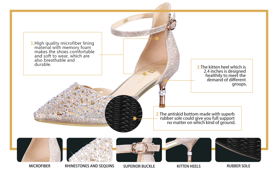2939148b616b Heels have been updated to the timeless style. We focus on providing  different styles of heels
