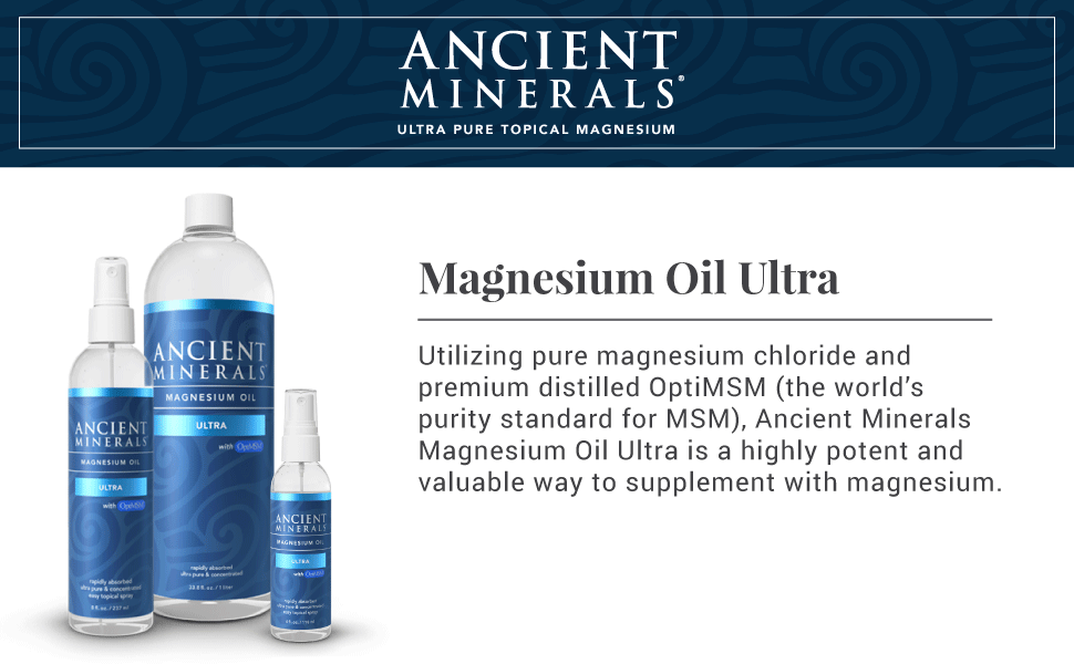 amou, magnesium, oil, topical, magnesium
