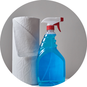 cleaning, products, household