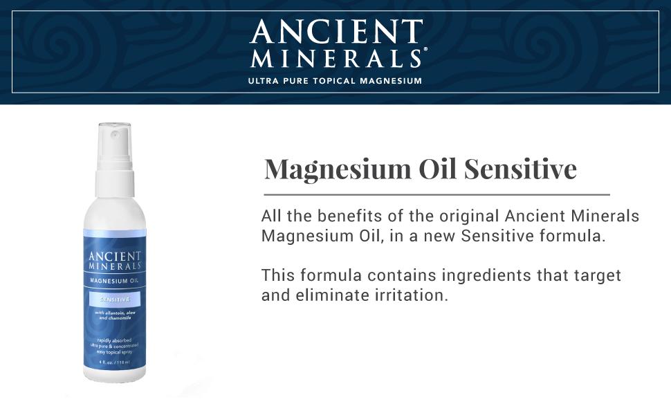 amos, sensitive, topical, magnesium