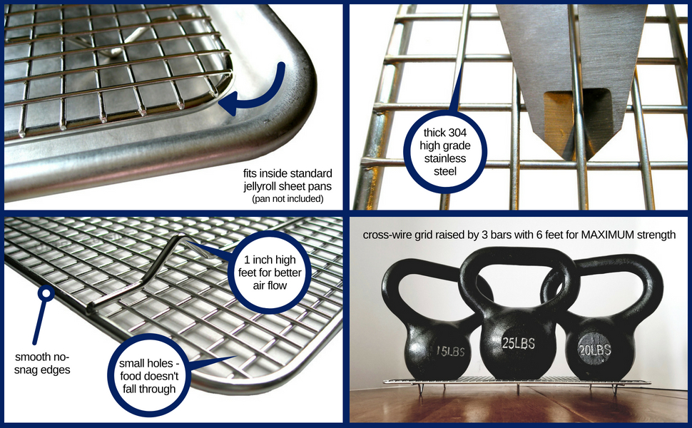 grilling rack for smoker