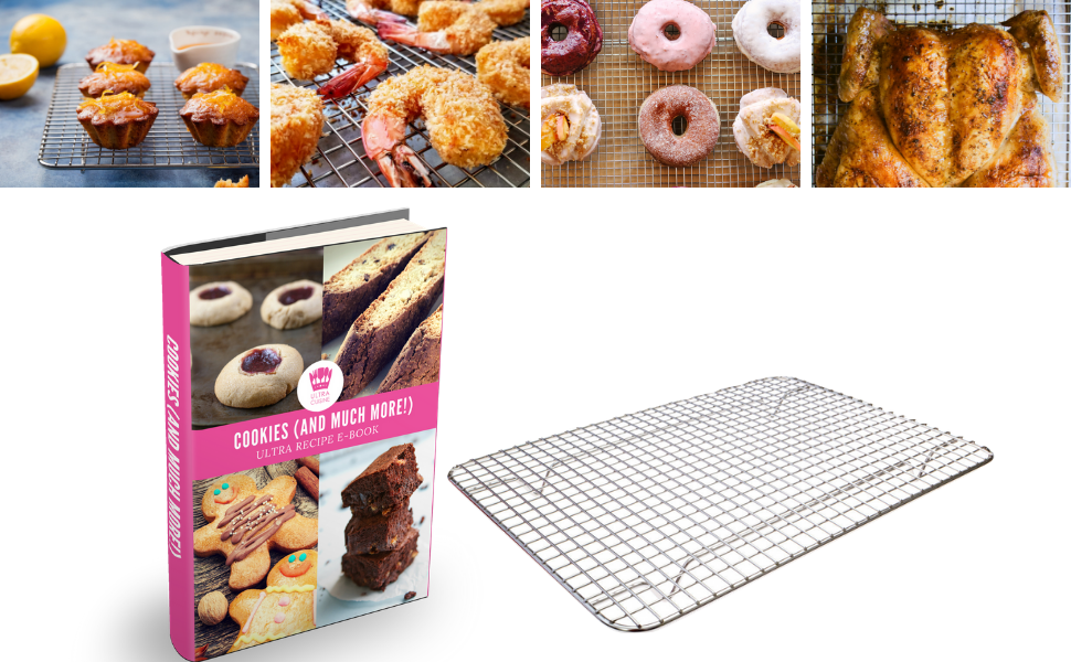 convection oven baking rack