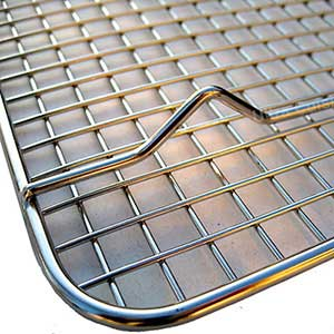 Amazon Com Ultra Cuisine Stainless Steel Cooling Rack For