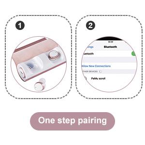 One step pairing