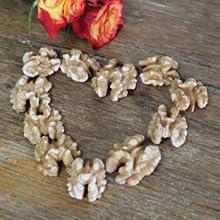 Grower Direct Nut walnuts outline a heart shape
