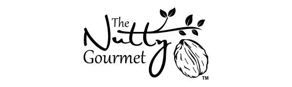 The Nutty Gourmet Logo