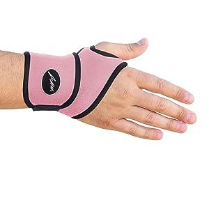 pink wrist wrist brace wrist support wrist wrap ganglion cyst wrist arthritis basal thumb tendonitis