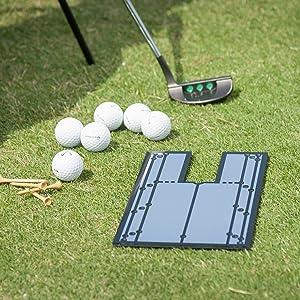 mirror golf accesories