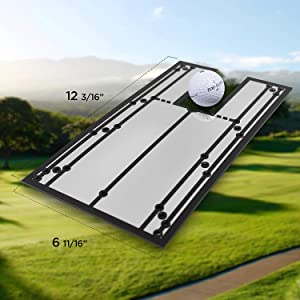 golf, putting aid