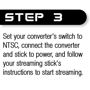 Step 3 Instructions