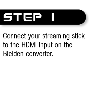 Step 1 Instructions