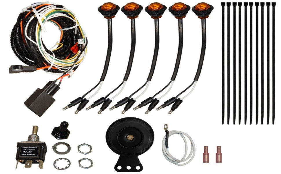 turn signal kit contents